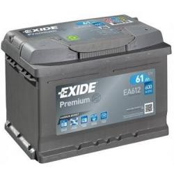 Batterie de traction PzS 630 Ah - 2 V