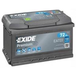 Batterie de traction PzS 720 Ah - 2 V