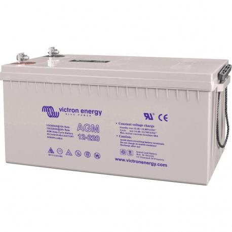 Batterie télécom AGM 115 Ah