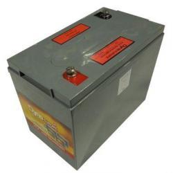 Batterie moto sans maintenance 12 V 8 Ah