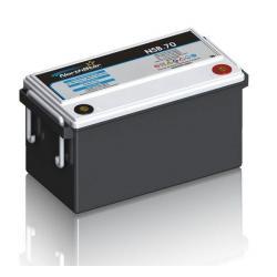 Batterie cyclique Crown 235 Ah - 6 V