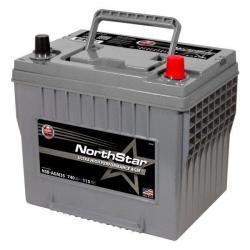 Batterie de démarrage Start-Stop AGM 60 Ah - 12 V