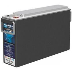 Batterie cyclique Crown 220 Ah - 6 V
