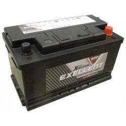 Batterie de voiture Hankook 75 Ah - 12 V