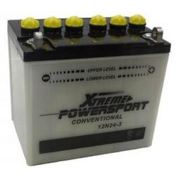 Batterie moto sans maintenance 12 V 10 Ah