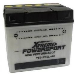 Standard Motorradbatterie 12 V 4 Ah