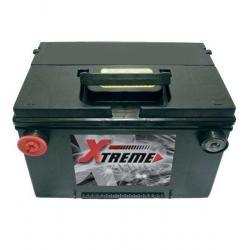 Standard Motorradbatterie 12 V 16 Ah