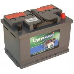 Batterie cyclique plomb pur sans entretien 91 Ah