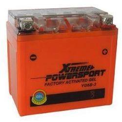 Ohne Wartung Motorradbatterie 12 V 28 Ah