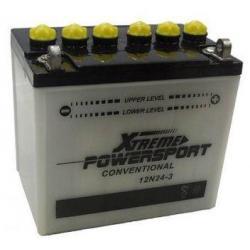 Super Cycle AGM Batterie 25 Ah - M5
