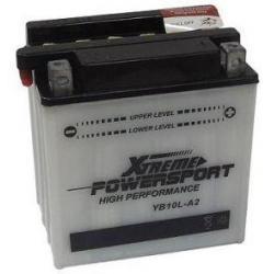 Standard Motorradbatterie 12 V 7 Ah