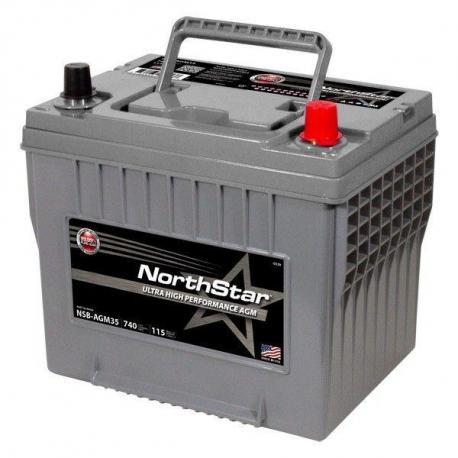 Cosse à sertir M10 - 4 à 6 mm2