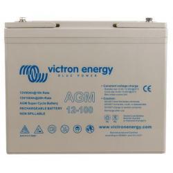 Câble avec porte fusible 2m / 10mm2