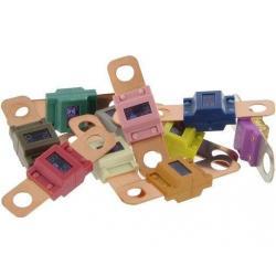 Batterieklemme schwarz - 50 A