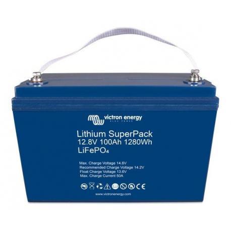 Batterie Lithium 160 Ah Victron - Smart